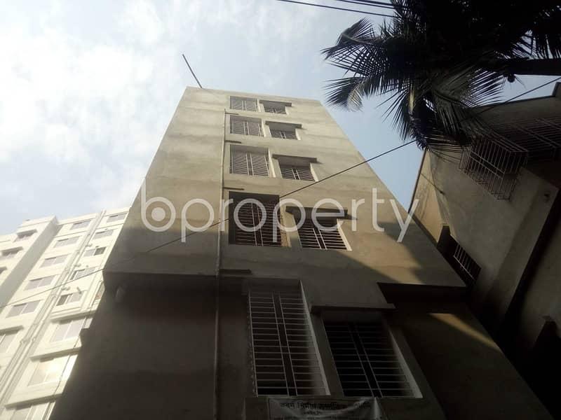 Flat for Rent in Badda close to Badda Thana