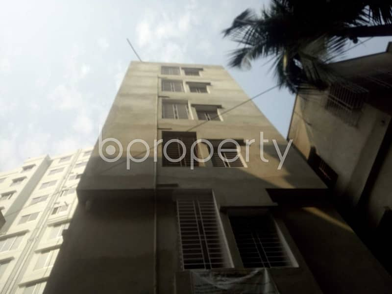 Apartment for Rent in Badda close to Badda Bank