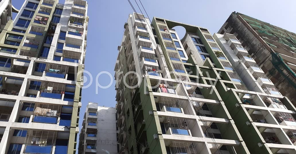 Properly Constructed Flat For Rent In Green Road, Near Green Road Life Hospital