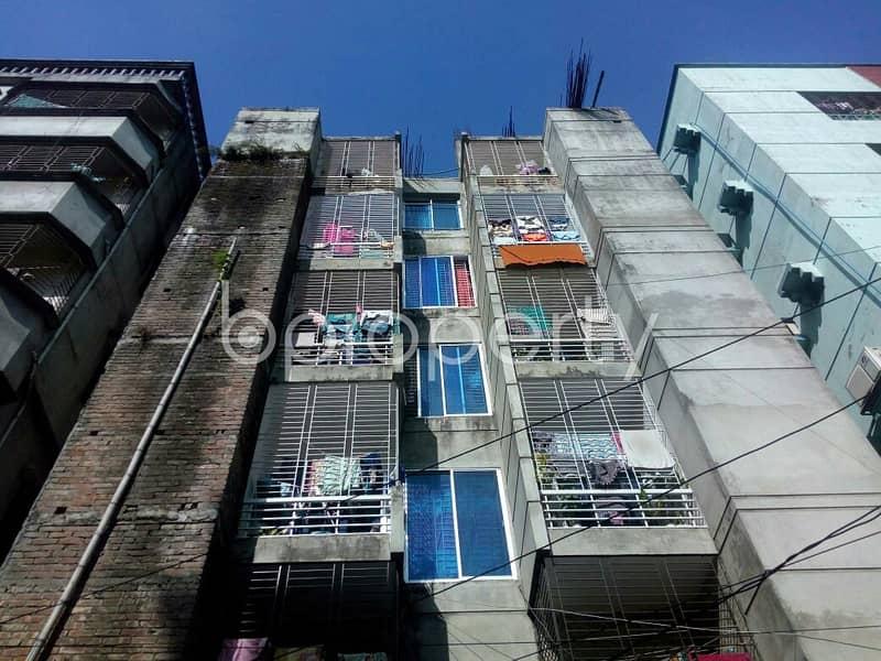 Apartment for Rent in Badda close to Badda Thana