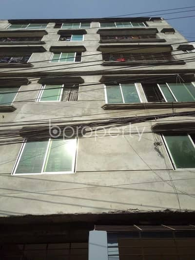 Visit This Commercial Office For Rent In Shahjadpur Near Southeast Bank Limited.