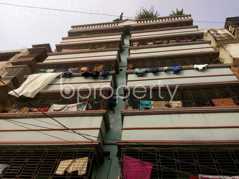 Visit This Flat For Rent In South Baridhara Nearby Badda Police Station