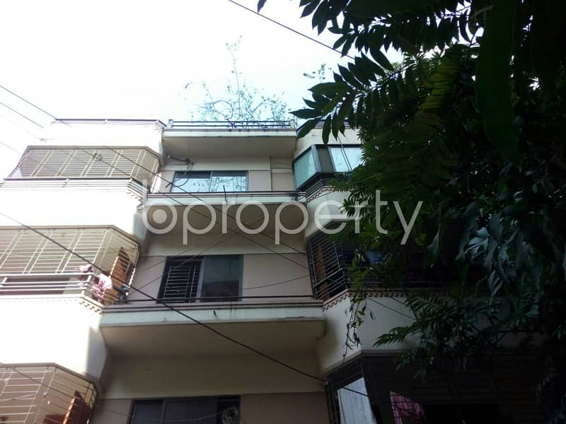 A Nicely Planned Flat Is Up For Rent In South Baridhara Nearby Badda Police Station