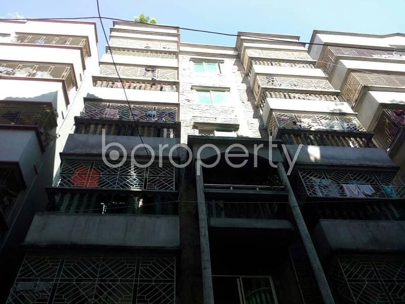 At South Baridhara Nice Flat Up For Rent Near Badda Police Station