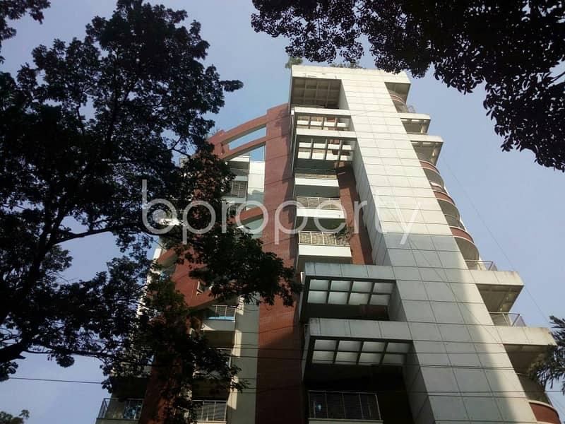 Nice Flat Can Be Found In Banani For Rent, Near Banani Bidyaniketan School & College
