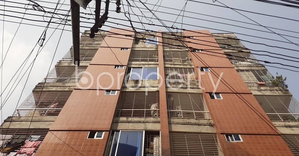 An Apartment Is Ready For Rent At Dhanmondi , Near Madhubazar Jame Masjid.