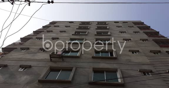 An Apartment Is Ready For Rent At Dhanmondi , Near Madhubazar Jame Masjid.