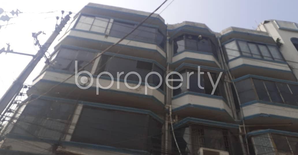 An Apartment Is Ready For Rent At Mohammadpur , Near Baitul Wahab Jame Masjid.