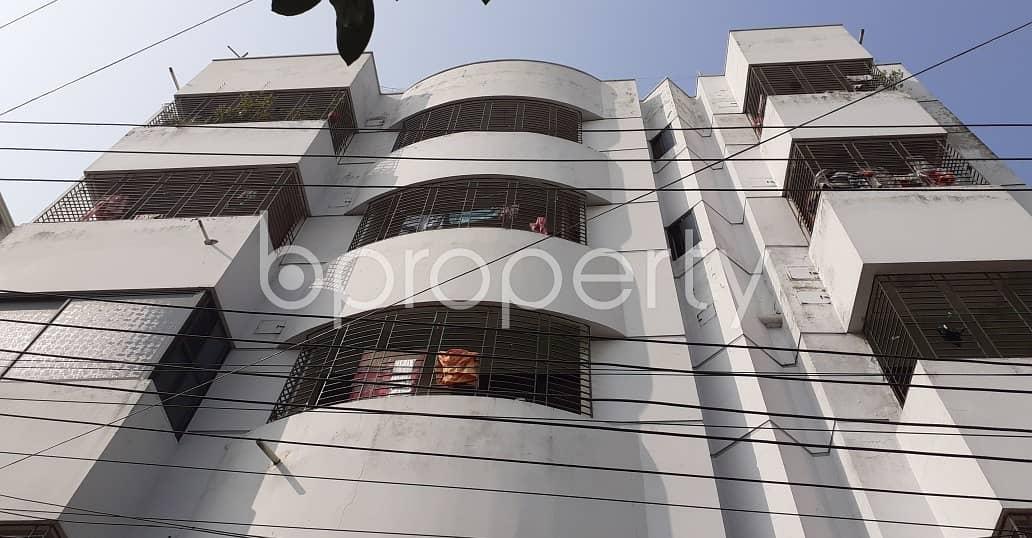 An Apartment Is Ready For Rent At Pallabi , Near Baitul Hamd Jame Masjid