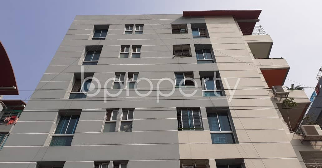 Impressive Flat Is Up For Rent In Bashundhara Near Viquarunnisa Noon School And College