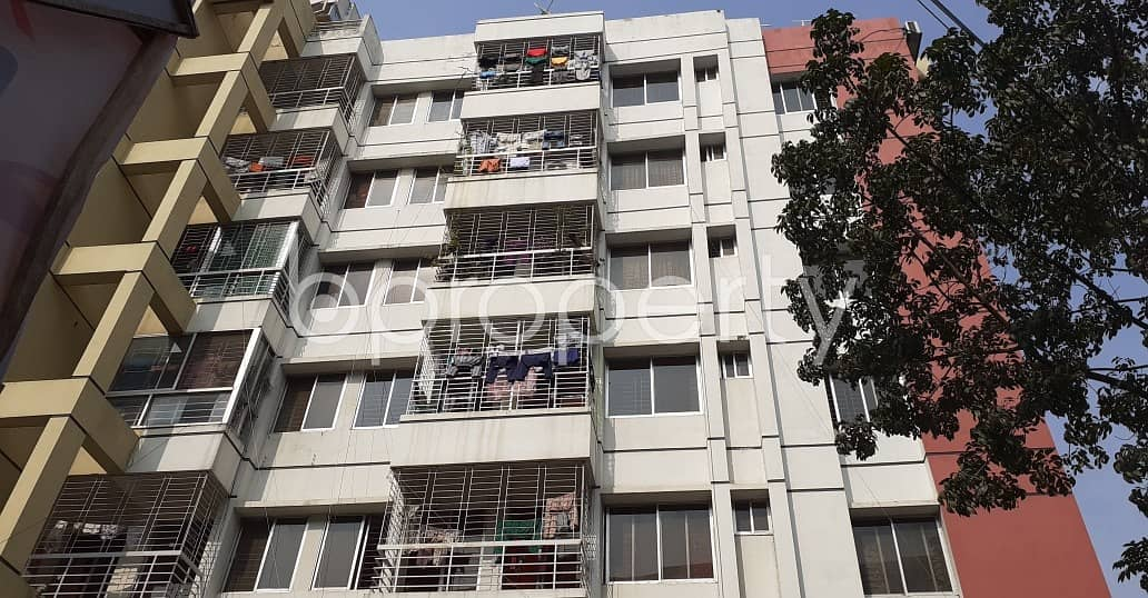 A Fine Flat Is Now For Rent Which Is In Bashundhara Near Viquarunnisa Noon School And College