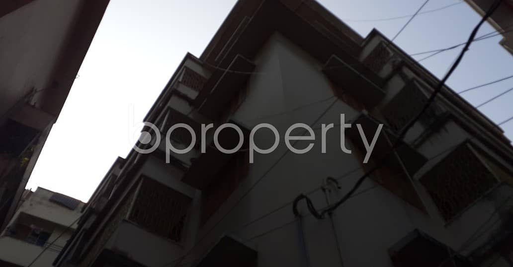 An Apartment Is Ready For Rent At Dhanmondi , Near Rayer Bazar High School.