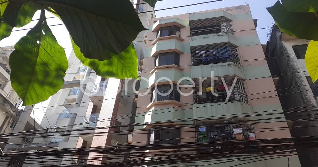 Flat for Sale in Mohammadpur close to Mohammadpur Thana