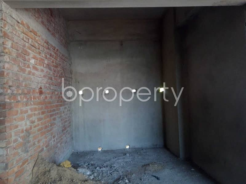 A Great Shop Is For Sale In Korbanganj That Is 80 Sq. Ft.