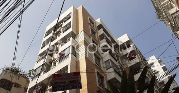 Apartment For Rent In Kalabagan, Near Bashir Uddin Road Jame Mosjid
