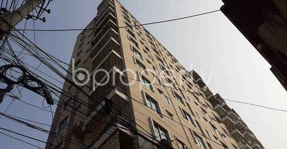An Apartment Is Ready For Rent At Kalabagan , Near Khan Hasan Adarsha Government Primary School.