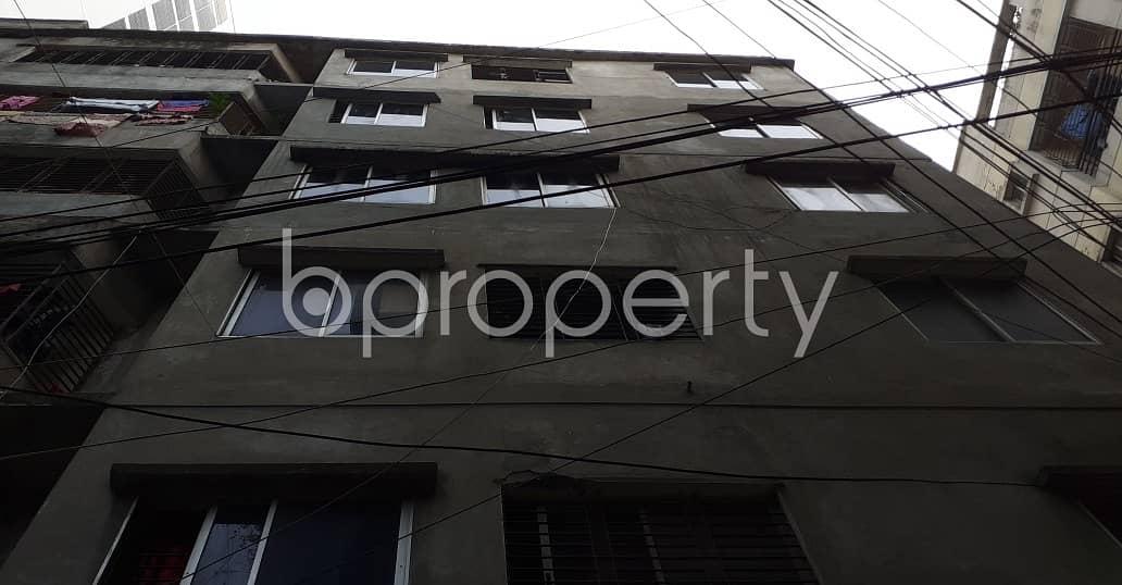 Visit This Flat For Rent In Kathalbagan Nearby Baitul Falah Jame Masjid