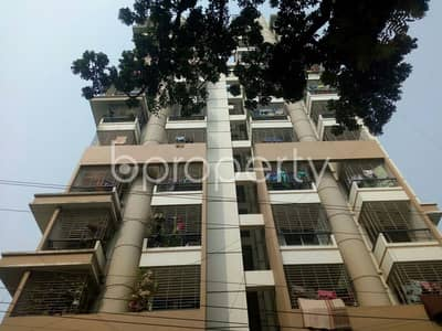 For Rental Purpose This Nice Flat Is Now Up For Rent In Police Line Near Police Line High School