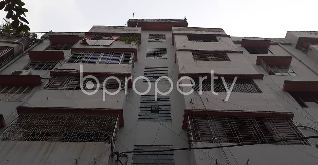 Offering You A Nice Flat For Rent In New Market Near Dhaka College