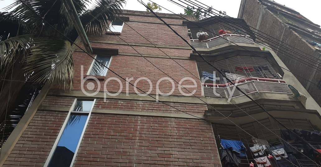 Near Ibrahimpur Central Mosque, flat for rent in Ibrahimpur