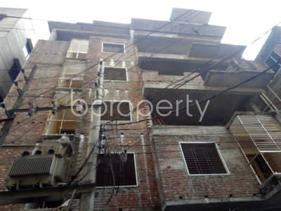 Beautiful And Well-constructed Flat Is Ready For Rent At Shukrabad Nearby Shukrabad High School
