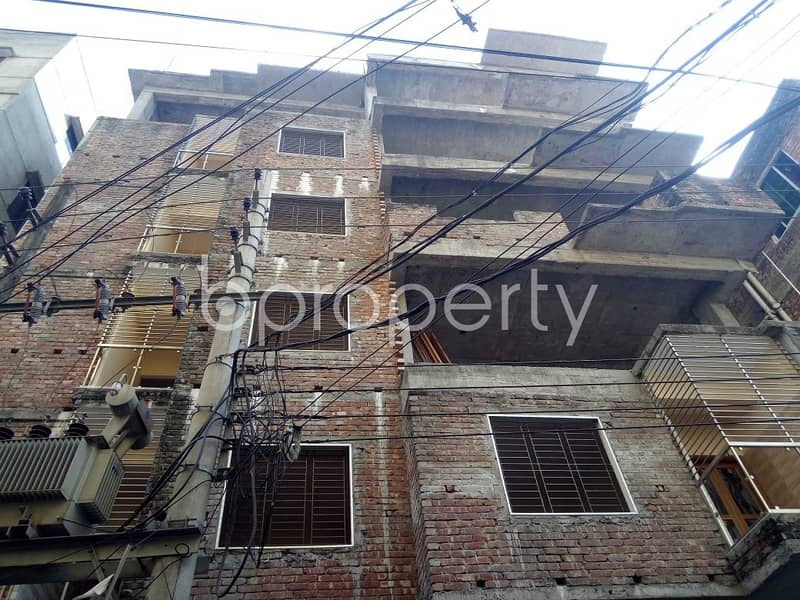 Rarely Available A Spacious Apartment Is Up For Rent At Shukrabad Nearby Shukrabad High School