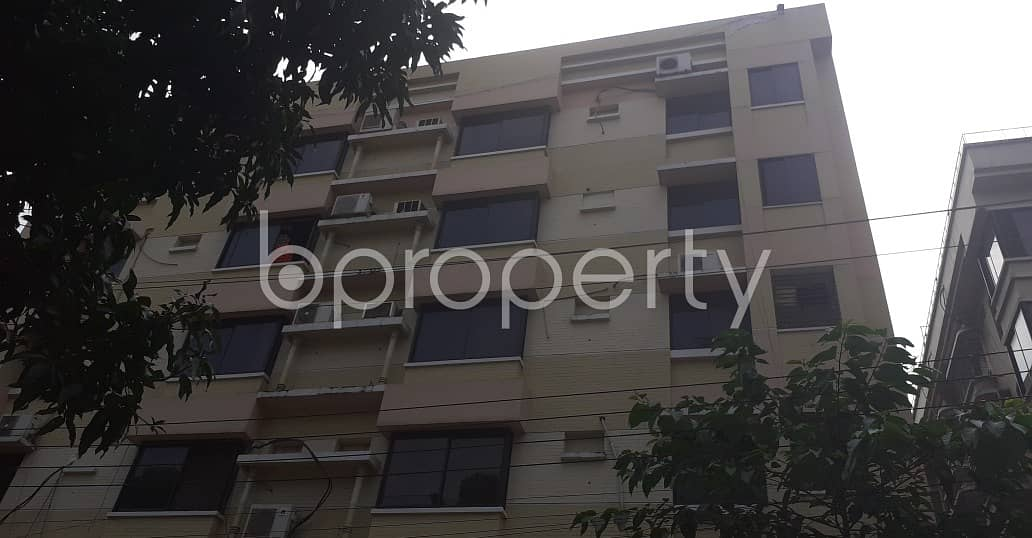A Fine Flat Is Now For Rent Which Is In Dhanmondi Near Popular Medical College