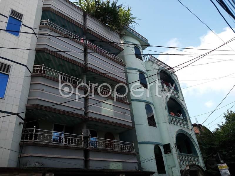 An Apartment Is Ready For Rent At Halishahar , Near Khalpar Mosque.