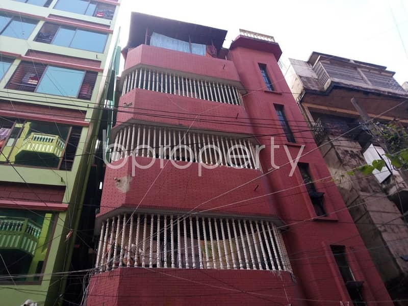 Ready Flat Is Now For Rent In Halishahar Nearby Halisahar Cantonment Public School & College.