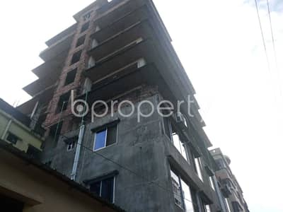 An Apartment Is Ready For Rent At Halishahar , Near Bank Asia