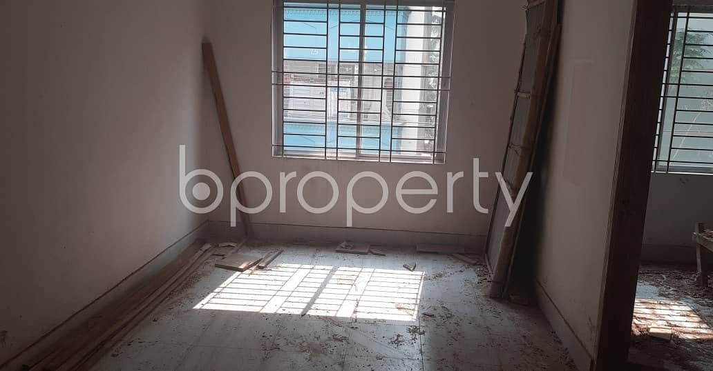 Visit This Apartment For Sale In Dhanmondi Near Holy Flower Model School & College