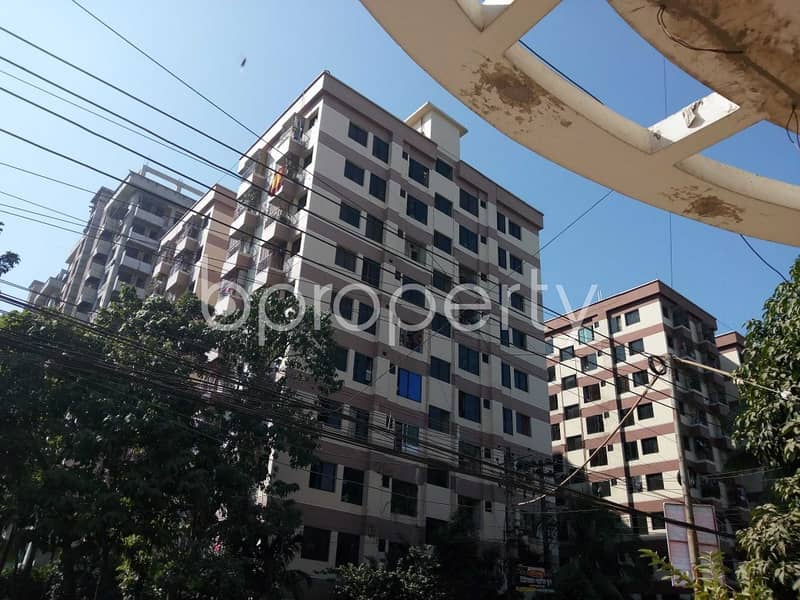 Apartment for Rent in Halishahar nearby Halishahar Thana