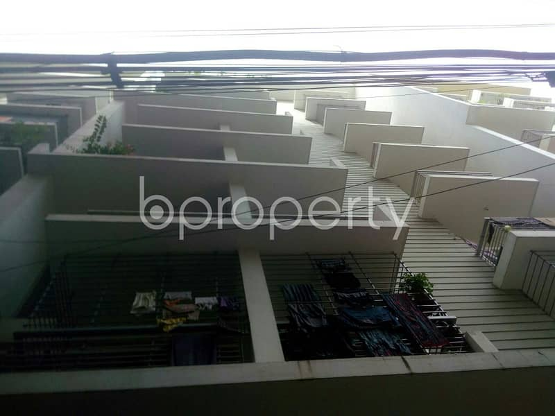 Apartment for Rent in Chawk Bazaar near Chawk Bazaar Jame Masjid
