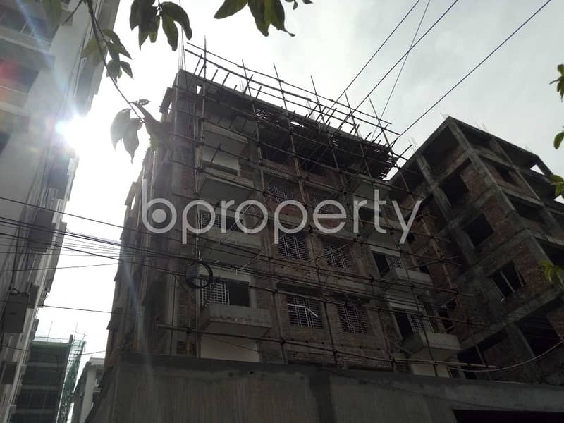 Residential Apartment Is On Rent In Bashundhara Nearby North South University