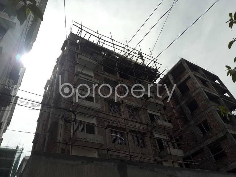 Choose Your Destination At This Flat Which Is Available For Rent In Bashundhara Near Basundhara Group