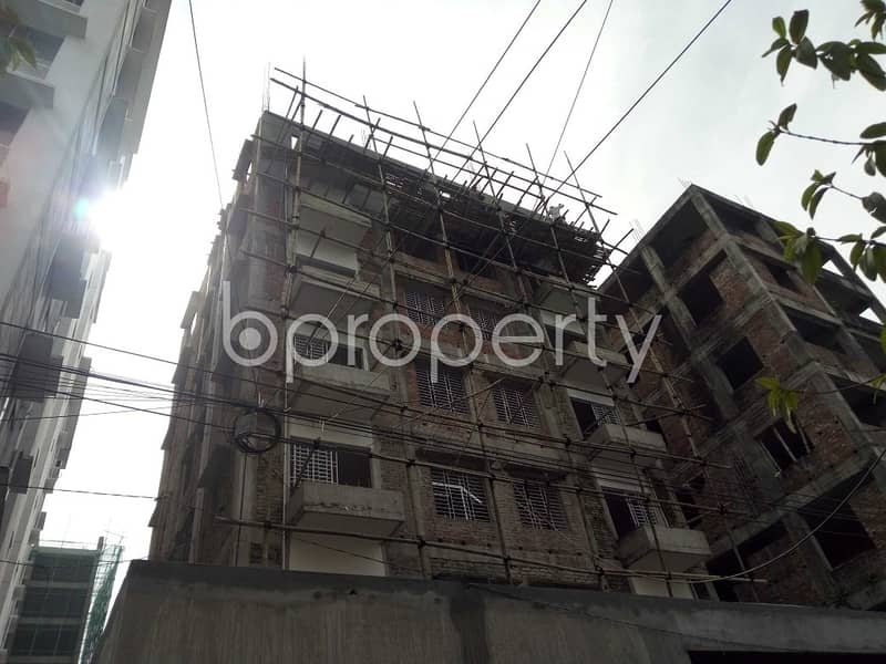 A Nice And Comfortable Flat Is Up For Rent In Bashundhara Nearby North South University