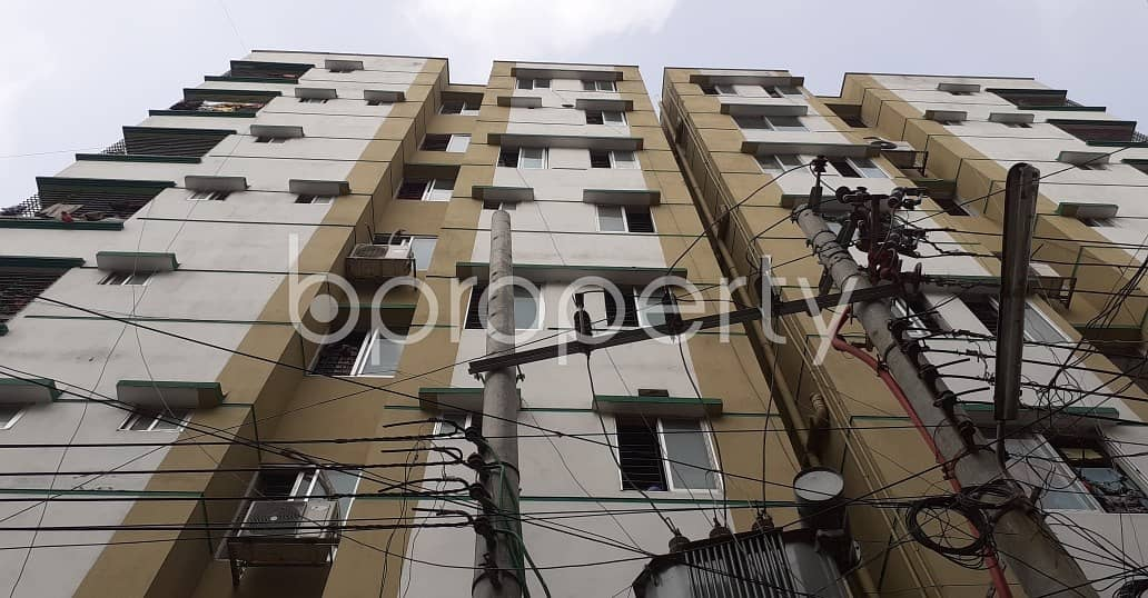 This Flat Is Now Vacant For Rent In Mohammadpur Close To Bangladesh University