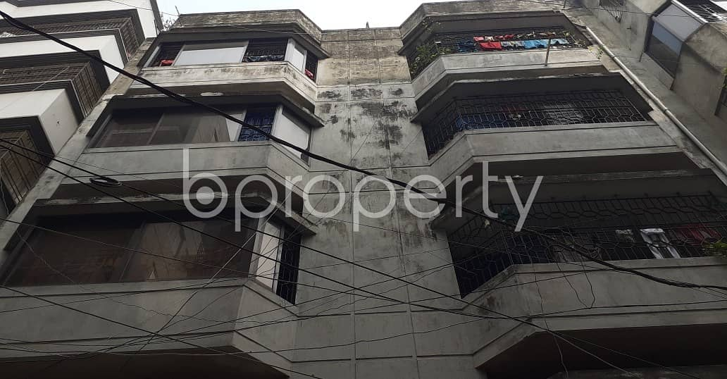 In Mohammadpur Near Pc Culture Housing Society Jam-e-masjid, A Flat Is Ready For Rent
