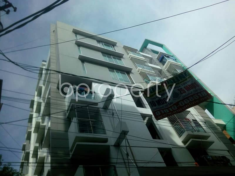 This Flat Is Now Vacant For Rent In Devpahar Close To Chawk Bazaar Jame Masjid