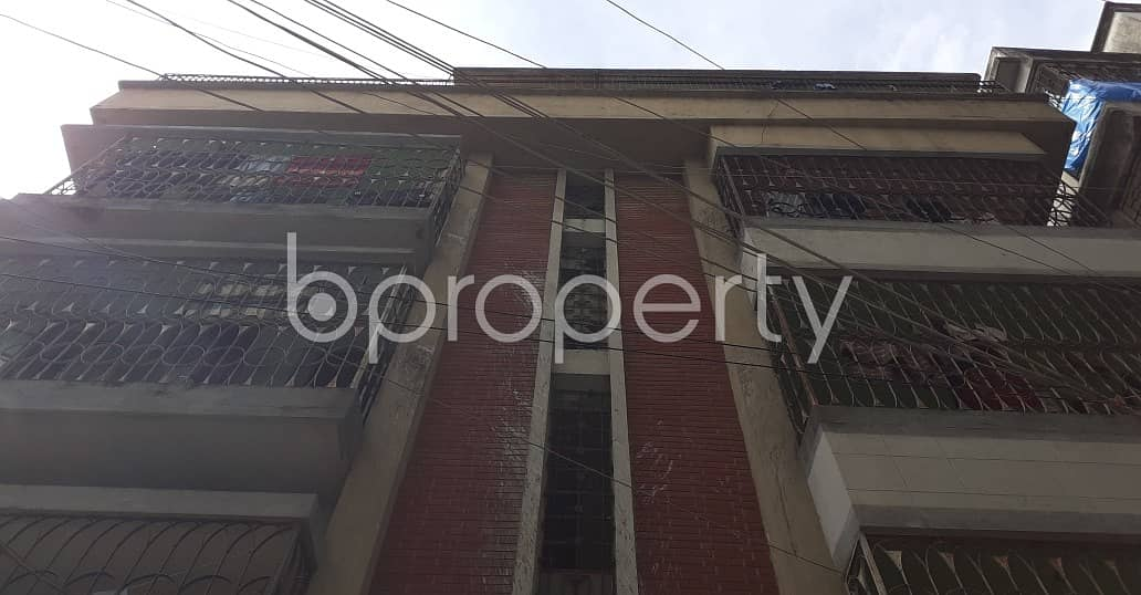 A Fine Flat Is Now For Rent Which Is In West Dhanmondi Near Holy Rose School & College