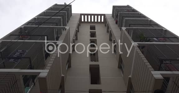 Grab This Flat Up For Rent In West Dhanmondi Near Holy Rose School & College