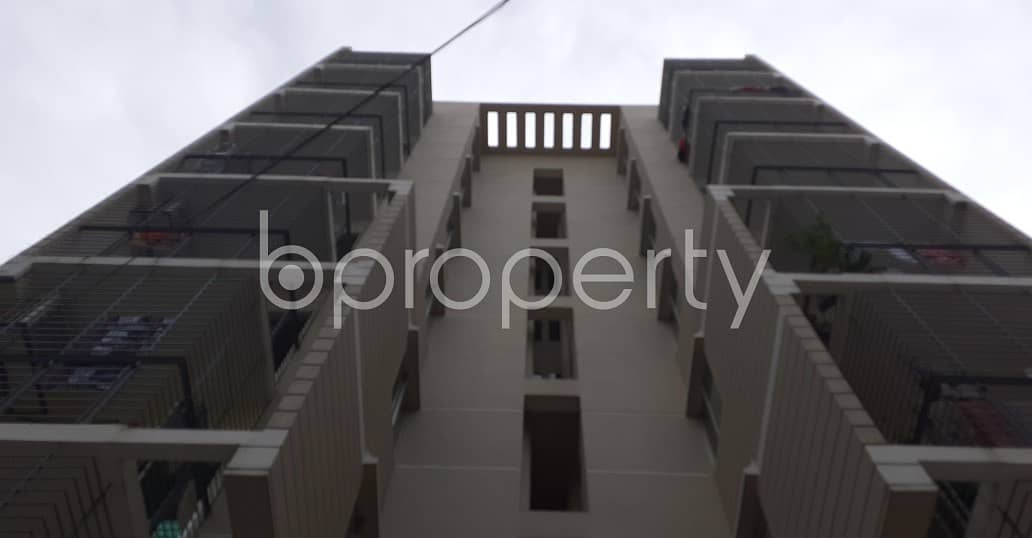 Offering You A Nice Flat For Rent In West Dhanmondi Near Holy Rose School & College