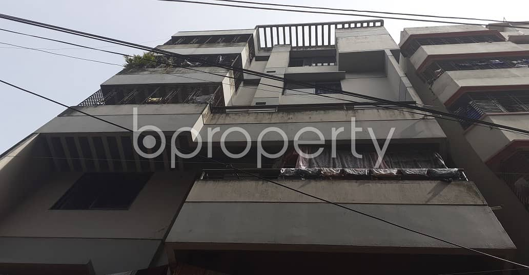 A Flat Can Be Found In West Dhanmondi For Rent, Near Holy Rose School & College