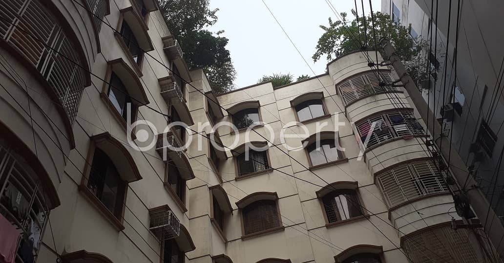 Well-constructed Apartment Is Ready For Rent At Dhanmondi Nearby Daffodil International School