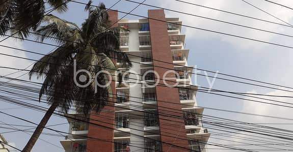 Flat For Rent Covering A Beautiful Area In Dhanmondi Nearby Jafrabad Government Primary School