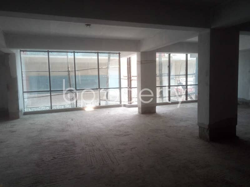 A Business Space Is Up For Rent In The Location Of Mirpur Near Islamia High School