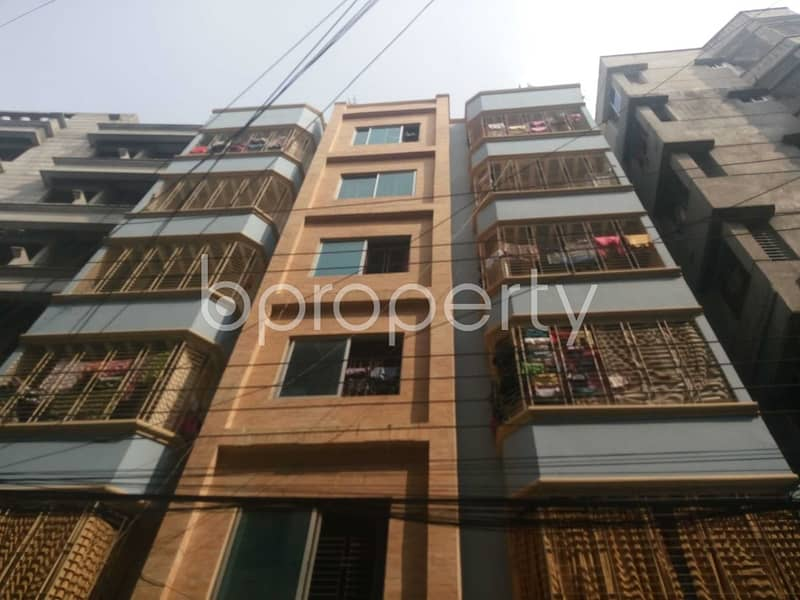 Flat For Rent In North Kalachandpur Near Govt. Kalachandpur School & College