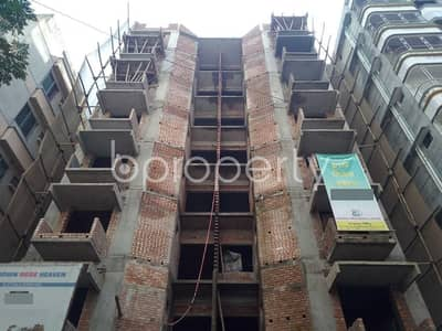 Obtain Your New Residence At This Flat Up For Sale At Uttara Nearby Baitul Aman Jame Mosque