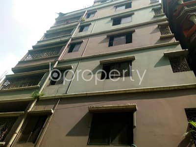 An Apartment Is Ready For Rent At Bayazid , Near Institute of Fine Arts, University of Chittagong.