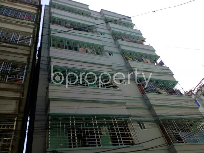 An Apartment Is Ready For Rent At Kulgaon , Near Public School .